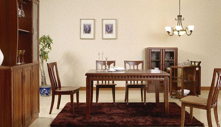 古林家居产品与服务之:原木家具系列-古林家居