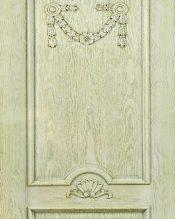 古林家居,实木贴面造型门系列图-古林家居